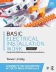 Image for Basic electrical installation work
