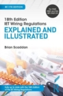Image for 18th edition IET wiring regulations  : explained and illustrated