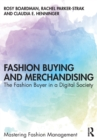 Image for Fashion buying and merchandising  : the fashion buyer in a digital society