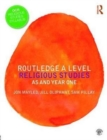 Image for Routledge A level religious studiesAS and Year One