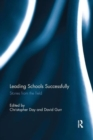 Image for Leading schools successfully  : stories from the field