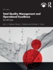 Image for Total quality management and operational excellence  : text with cases