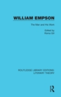 Image for William Empson  : the man and his work