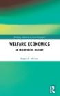 Image for Welfare economics  : an interpretive history