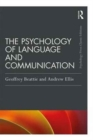 Image for The psychology of language and communication