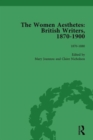 Image for The Women Aesthetes vol 1 : British Writers, 1870-1900