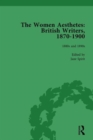 Image for The Women Aesthetes vol 2 : British Writers, 1870-1900