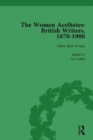 Image for The Women Aesthetes vol 3 : British Writers, 1870-1900