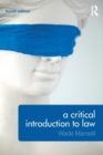 Image for A critical introduction to law