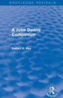 Image for A John Donne companion