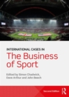 Image for International cases in the business of sport