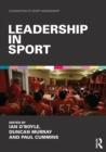 Image for Leadership in sport
