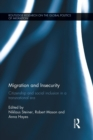 Image for Migration and insecurity  : citizenship and social inclusion in a transnational era