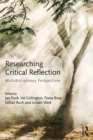 Image for Researching critical reflection  : multidisciplinary perspectives