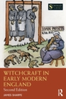 Image for Witchcraft in early modern England