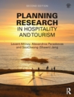 Image for Planning research in hospitality and tourism