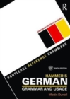 Image for Hammer's German Grammar and Usage