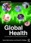 Image for Global health  : an introduction to current and future trends