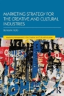 Image for Marketing strategy for the creative and cultural industries