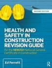 Image for Health and safety in construction revision guide  : for the NEBOSH National Certificate in Construction