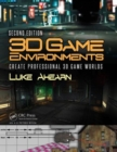 Image for 3D game environments  : create professional 3D game worlds