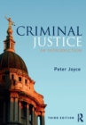 Image for Criminal justice  : an introduction