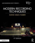 Image for Modern recording techniques