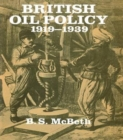 Image for British Oil Policy 1919-1939