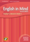 Image for English in Mind for Spanish Speakers Level 1 Teacher's Resource Book