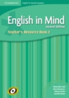 Image for English in Mind for Spanish Speakers Level 2 Teacher's Resource Book