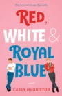 Image for Red, white & royal blue