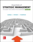 Image for Essentials of strategic management  : the quest for a competitive advantage