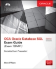 Image for OCA Oracle database 12c SQL certified expert exam guide