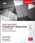 Image for OCA Java SE 8 programmer I study guide  : (exam 1Z0-808)