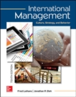 Image for International Management: Culture, Strategy, and Behavior
