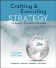 Image for Crafting & Executing Strategy: The Quest for Competitive Advantage: Concepts and Cases