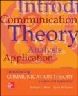 Image for Introducing Communication Theory: Analysis and Application