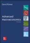 Image for Advanced macroeconomics
