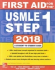 Image for FIRST AID USMLE STEP1 2018 28E