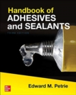 Image for HANDBOOK OF ADHESIVES & SEALANTS THIRD E