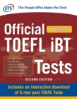 Image for Official TOEFL iBT Tests Volume 2, Second Edition
