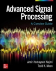 Image for ADVANCED SIGNAL PROCESSING A CONCISE GUI
