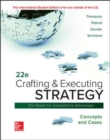 Image for Crafting and executing strategy  : the quest for competitive advantage