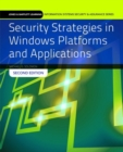 Image for Security strategies in Windows platforms and applications