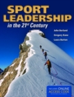 Image for Sport Leadership In The 21St Century