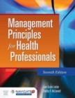 Image for Management principles for health professionals