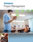 Image for Contemporary project management  : organize, plan, perform