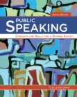 Image for Public speaking  : concepts and skills for a diverse society