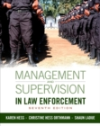 Image for Management and supervision in law enforcement