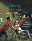 Image for Educating exceptional children
